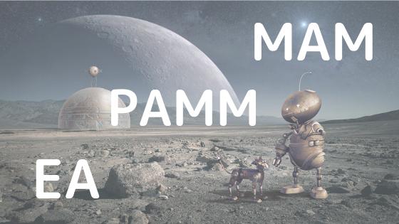 MAM PAMM EA